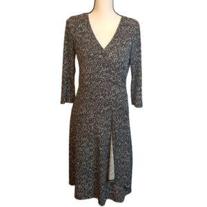 NWT!!! APNY Black White Speckled Dress Medium